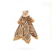 Teddykompaniet - Diinglisar Snuttefilt - Tiger