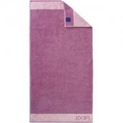 JOOP! Toallas Breeze Doubleface Toalla de ducha rosa 80 x 150 cm 1 Stk.