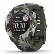 Garmin 010-02293-06 Instinct Smartwatch Solar Lichen Camo 45 mm