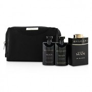 In Black Coffret: Eau De Parfum Spray 100ml/3.4oz + After Shave Balm 75ml/2.5oz + Shower Gel 75ml/2.5oz + Pouch 3pcs+1pouch In Black Coffret: Eau De Parfum Spray 100ml/3.4oz + After Shave Balm 75ml/2.5oz + Shower Gel 75ml/2.5oz + Pouch