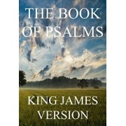 The Book of Psalms (Kjv), Paperback/King James Bible