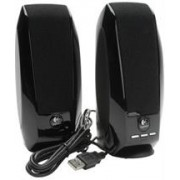 Logitech S150 Speakers - Digital, USB - black,