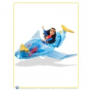 DC Super Hero Girls Wonder Woman Jet Invisible Mattel