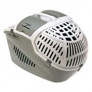 Caixa de transporte Nobby Avior para cães de porte pequeno e gatos - L 39,5 x P 57,5 x A 40,5 cm