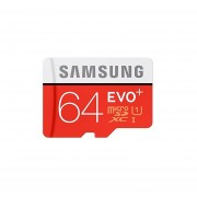 Samsung 64GB EVO Plus Class 10 Micro SDXC 80mb/s (MB-MC64D)