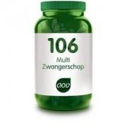 106 Multi Zwangerschap - 60 Capsules AOV