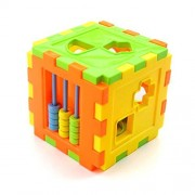 NOQ One set of 3D Block Arithmetic Building Blocks/Children Interested In Training/IQ/Baby Toy
