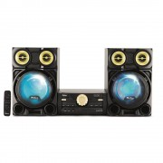 MINI SYSTEM PHILCO PARTYBOX Bluetooth, CD, MP3, USB, FM 1590W
