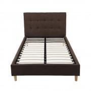 Coloso cama queen size atlanta café
