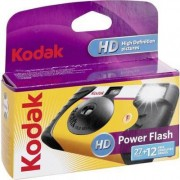Kodak Power Flash - Einwegkamera mit 39 Fotos