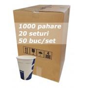 Pahar carton 8oz Lavazza City bax 1000buc