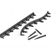 Toolstation Kantopsluiting plastic 1000x55mm (20 Stuks)