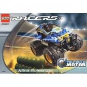 LEGO Racers 4585 Nitro Pulverizer set