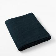 Am.pm Lençol em cânhamo lavado, HelmCarvão- 270 x 310 cm