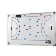 Tabla tactica magnetica handbal 90x60cm