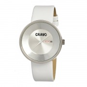 Crayo Cr0208 Button Unisex Watch