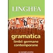 Gramatica limbii Germane, ed. II/***