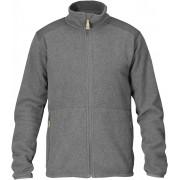 FjallRaven Sten Fleece - Grey - Vestes Fleece S