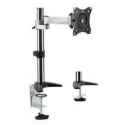 "Suport monitor LogiLink BP0075, 13"" - 27"", 8 Kg (Negru/Argintiu)"