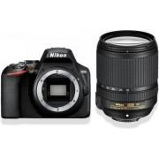 Digitalni foto-aparat Nikon D3500,Set(Sa 18-140mm AF-P VR,CF-EU11,SDHC),Crna