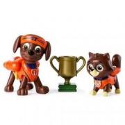 Paw Patrol Zuma si Kitty set figurine arte martiale