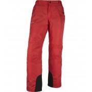 KILPI Pánské lyžařské kalhoty GABONE-M JM0203KIRED Červená L