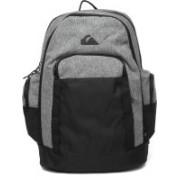 Quiksilver Premium 2.2 L Backpack(Black, Grey)
