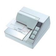 Epson TM-U295P, Impresora de Cheques, Alámbrico, Paralela, Blanco - Sin Cables ni Fuente de Poder