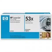 Toner HP Q7553X black LJ P2014/P2015/P2015d/P2015n/P2015dn/MFP M2727nf 7000str.