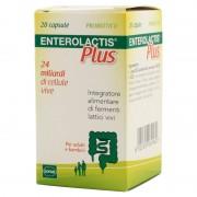 Enterolactis Plus Fermenti Lattici Vivi 20 Capsule
