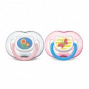 AVENT laža classic 18m+ twin bez bpa 3246 - roze SCF186/26