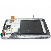 Lcd Ecran & Tactile Screen+Frame For Samsung Galaxy Note N7000 I9220 Noir