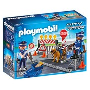 Playmobil - Police Roadblock