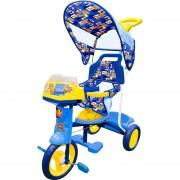 Triciclo MyToy 2 en 1 Rainbow con Tablero Musical