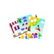 Learning Resources Shapes Dont Bug Me Activity Set