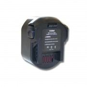 AEG B1215R, B1220R, M1230R akkumulátor - 2100mAh (12V)