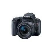 Câmera Digital Canon EOS Rebel SL2 DSLR com 24,2 MP, 3, Gravação em