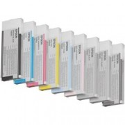 ORIGINAL Epson Cartuccia d'inchiostro ciano (chiaro) C13T606500 T6065 220ml