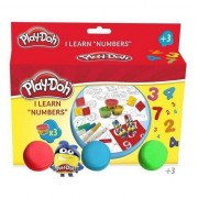 Set Invata sa numeri Play-Doh