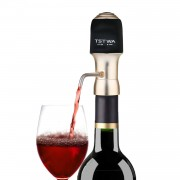 Portable Electric Pressure Wine Separator Intelligent Wine Aerator Kitchen Bar Home Tools Supplies