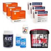 Pachet Megabol Magnum anabolic 11 produse stimulare testosteron si hormon de crestere proteine de calitate