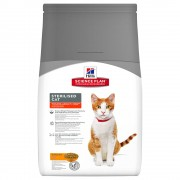 Hill's Feline Sterilised Cat Young Adult - 2 x 8 кг