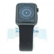 Apple Watch (Gen. 1) 42mm carcasa inoxidable negro con con correa deportiva