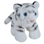 Wild Republic CK Mini Baby Tiger, White (8-inch)