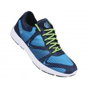 Men's Infuze II Lightweight Trainers Atlantic Blue Jasmine Green