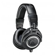 Audio Technica ATH-M50x Monitor Over-Ear Headphones (Black)