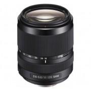 Sony 18-135mm f/3.5-5.6 sam dt - innesto a - 2 anni di garanzia