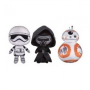 Star Wars plüss, többféle 18 cm