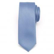 bărbaţi închide cravată (model 1315) 8470 în ușoară albastru culoare cu puntíčky