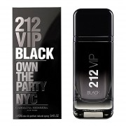 212 Vip Black de Carolina Herrera Eau de Toilette 100 ml